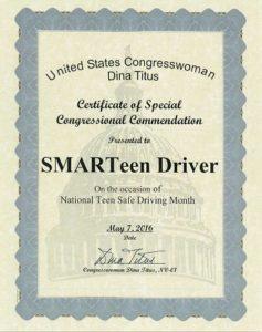 certificate commendation smarteen driver-sliderpc