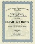 smarteen driver National Teen Safe Driver month