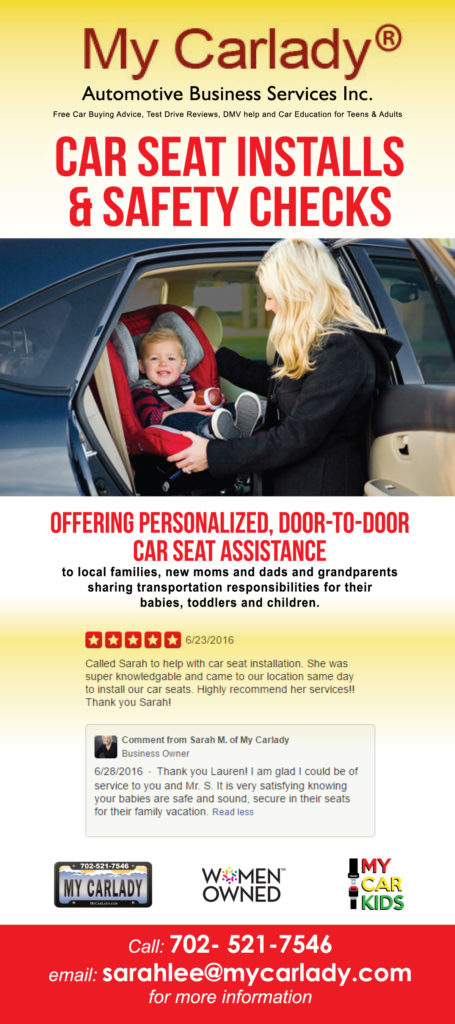car seat installation safety checks