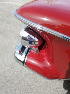 front headlights 1962 imperial crown convertible